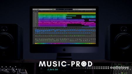 Music-Prod Logic Pro X Electronic Music Production Progressive House TUTORiAL