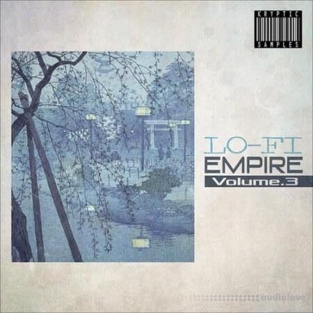 Kryptic Samples Lo-Fi Empire Vol.3 WAV MiDi