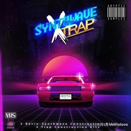 Kryptic Samples Synthwave X Trap WAV MiDi