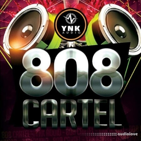 YnK Audio 808 Cartel MULTiFORMAT DAW Templates