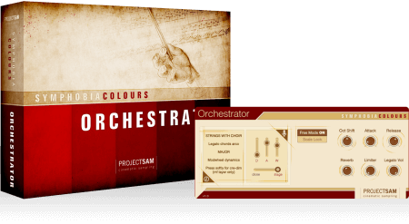 ProjectSAM Symphobia Colours: Orchestrator v1.3 KONTAKT