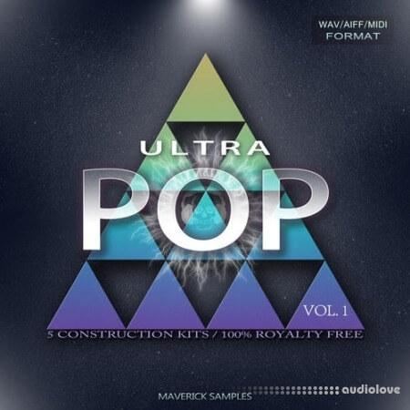 Maverick Samples Ultra Pop Vol.1 WAV MiDi AiFF