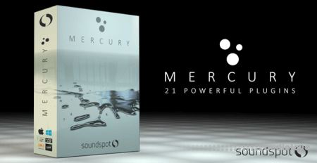 SoundSpot Mercury Bundle 2019.4 CE Rev2 WiN