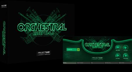 ProjectSam Orchestral Essentials 1 v1.2 KONTAKT