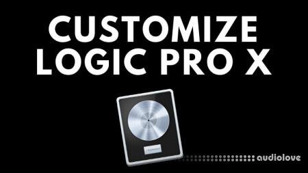 SkillShare Logic Pro X Customize Logic Pro X Interface TUTORiAL