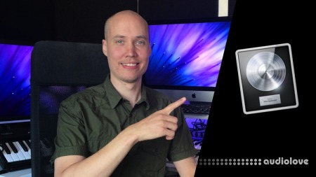 Udemy Create a Music Production Template in Logic Pro X