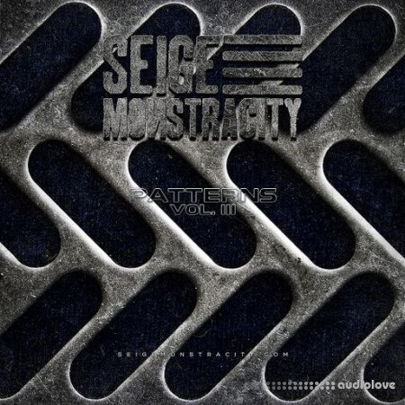 Seige Monstracity Patterns Vol.3 WAV