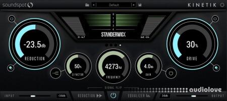 Soundspot Kinetik v1.0.1 Regged WiN MacOSX