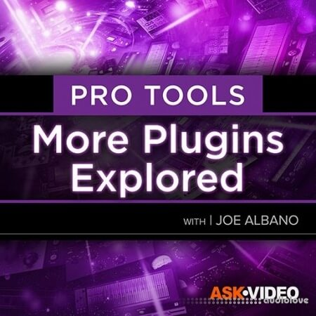 Ask Video Pro Tools 202 More Plugins Explored TUTORiAL