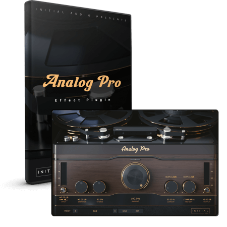 Initial Audio Analog Pro v1.0.0 WiN MacOSX