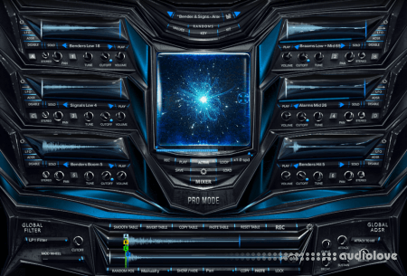 KeepForest AizerX Hybrid Cyberpunk