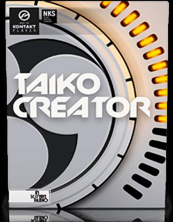 In Session Audio Taiko Creator KONTAKT