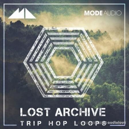 ModeAudio Lost Archive Trip Hop Loops WAV MiDi