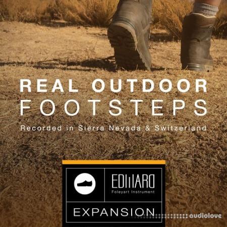 Tovusound Real Outdoor Footsteps EFI Expansion I