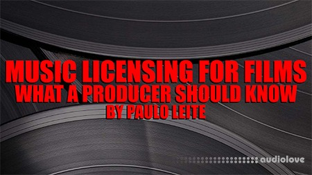 SkillShare Music Licensing for Films What a Producer Should Know TUTORiAL