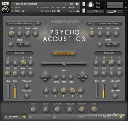 Zero-G Psycho Acoustics KONTAKT