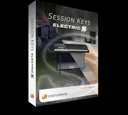 e-instruments Session Keys Electric S KONTAKT