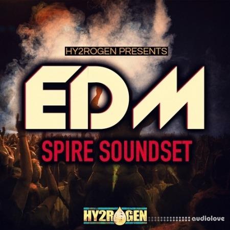 HY2ROGEN EDM Spire Soundset Synth Presets
