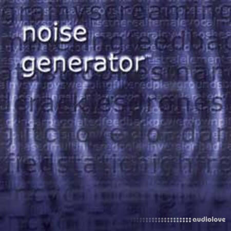 Sound Ideas Noise Generator Production Elements SFX WAV