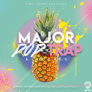 King Loops Major Pop Trap and Vocals