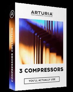 Arturia 3 Compressors