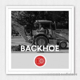 Big Room Sound Back Hoe