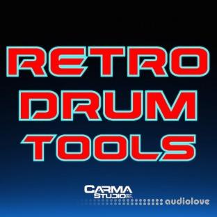 Carma Studio Retro Drum Tools