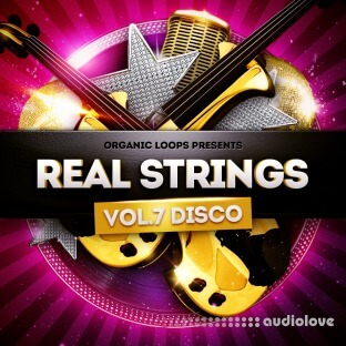 Organic Loops Real Strings Disco Strings Vol.2