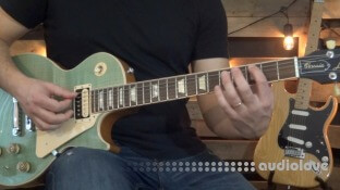 Udemy Lead Guitar Lesson #4 Intro for Soloing and Improvisation