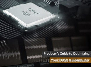 Groove3 Producers Guide to Optimizing Your DAW and Computer