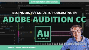 SkillShare Adobe Audition CC 101 For Podcasters