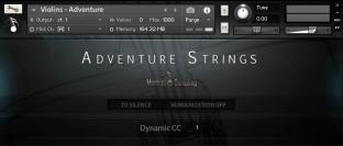 Musical Sampling Adventure Strings