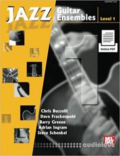Jazz Guitar Ensembles Level 1