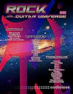 Rock Guitar Universe by Fabio Carraffa