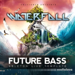 Abletunes Waterfall Future Bass Ableton Live Template