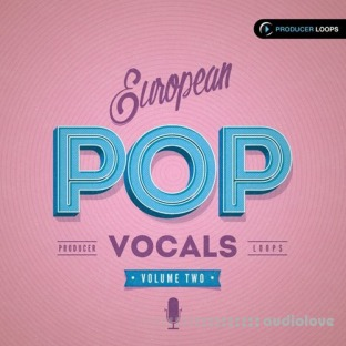 Producer Loops European Pop Vocals Vol.2