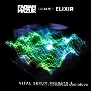 Splice Sounds Fabian Mazur Vital Serum Presets Vol.3