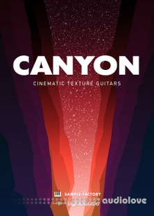 Big Fish Audio Canyon: Cinematic Texture Guitars
