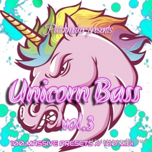Patchmaker Unicorn Future Bass Vol.3