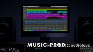 Music-Prod Logic Pro X Electronic Music Production Progressive House