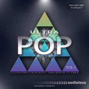 Maverick Samples Ultra Pop Vol.1