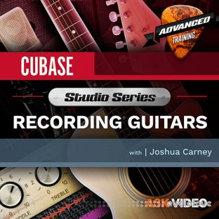 Ask Video Cubase 10 501 Studio Series Recording Guitars
