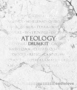 AT Beatz Ateology (Drumkit + Samples)