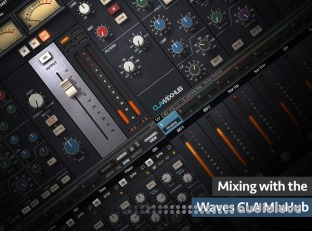 Groove3 Mixing with the Waves CLA MixHub
