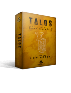 Audio Imperia Talos Volume Two Low Brass