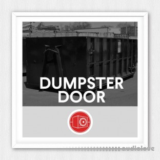 Big Room Sound Dumpster Door