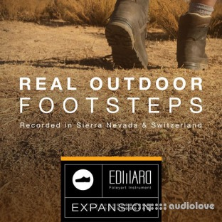 Tovusound Real Outdoor Footsteps EFI Expansion I