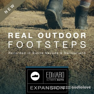 Tovusound Real Outdoor Footsteps EUS Expansion II
