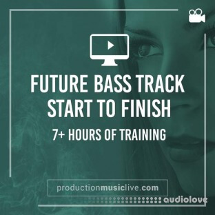 Production Music Live Future Bass Track From Start To Finish
