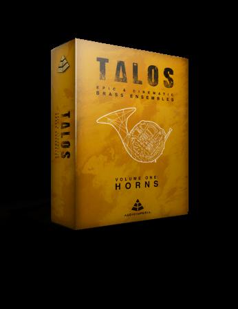 Audio Imperia Talos Volume One Horns